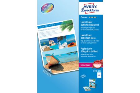 AVERY ZW. Superior Color Laser Paper  A4