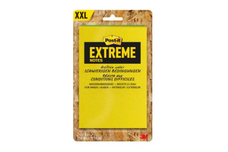 POST-IT   Extreme Notes      114mmx171mm